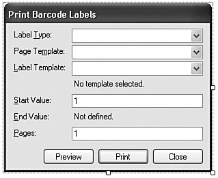 printing in mode start to finish visual basic 2005