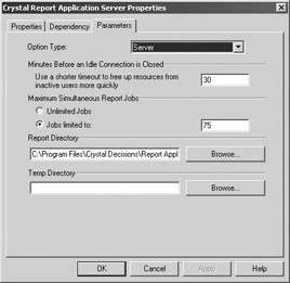 Web Integration with CE Embedded Edition | Crystal Reports 10: The