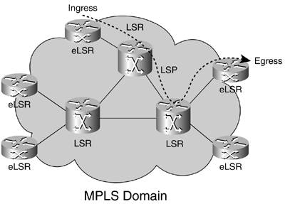 Mpls Network Components