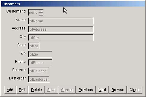 Building a Simple Application in Visual FoxPro   Visual