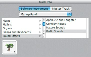 Adding Loops and Sound Effects   Apple Training Series: GarageBand 3