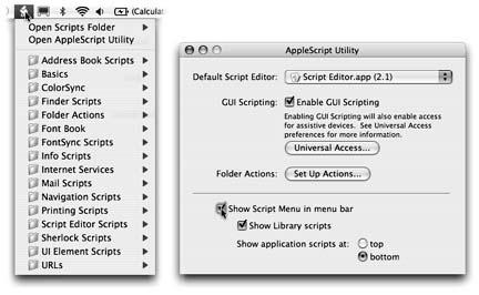 script editor font book apple