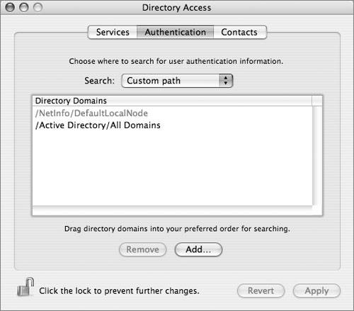 Understanding Mac OS X and Active Directory | Apple Training Series