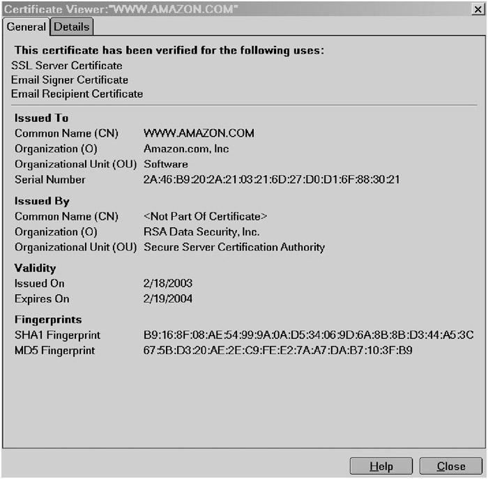 Digital Certificates The Complete E Commerce Book Second Edition