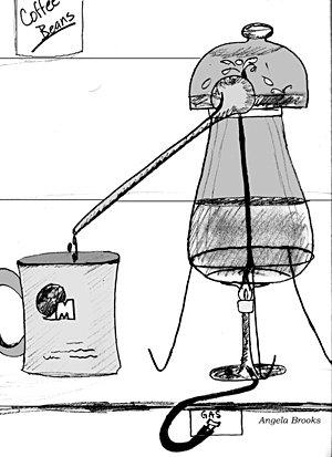 Maker coffee keurig clean inside