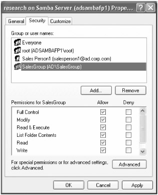 Integrating Linux Samba File Servers into Windows Active Directory