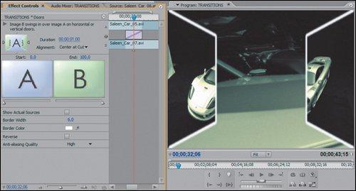The Effects Panel | Adobe Premiere Pro 2 0 Studio Techniques