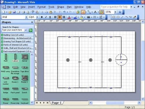 Visio Floor Plan Beautiful Microsoft Visio Floor Plan And: Datacenter Floor Tiles Visio Stencil