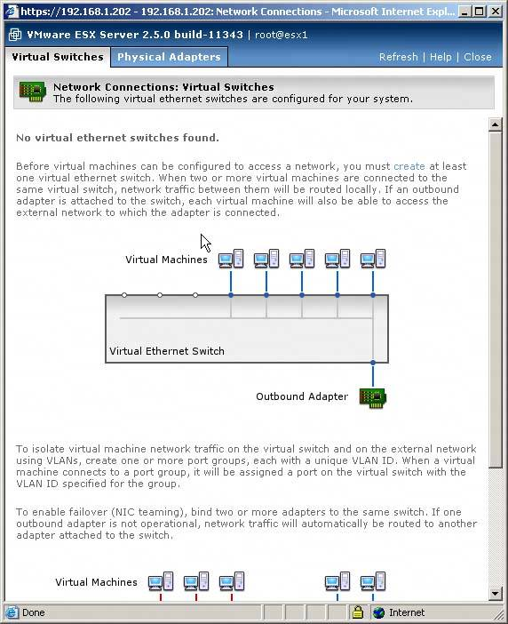 Section 5 2  Virtual Switches | Configuring VMware ESX