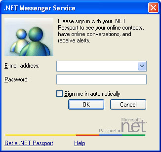 Instant Messaging in Outlook 2003 | Faster Smarter Microsoft