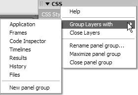 how to create tabs dreamweaver without java code